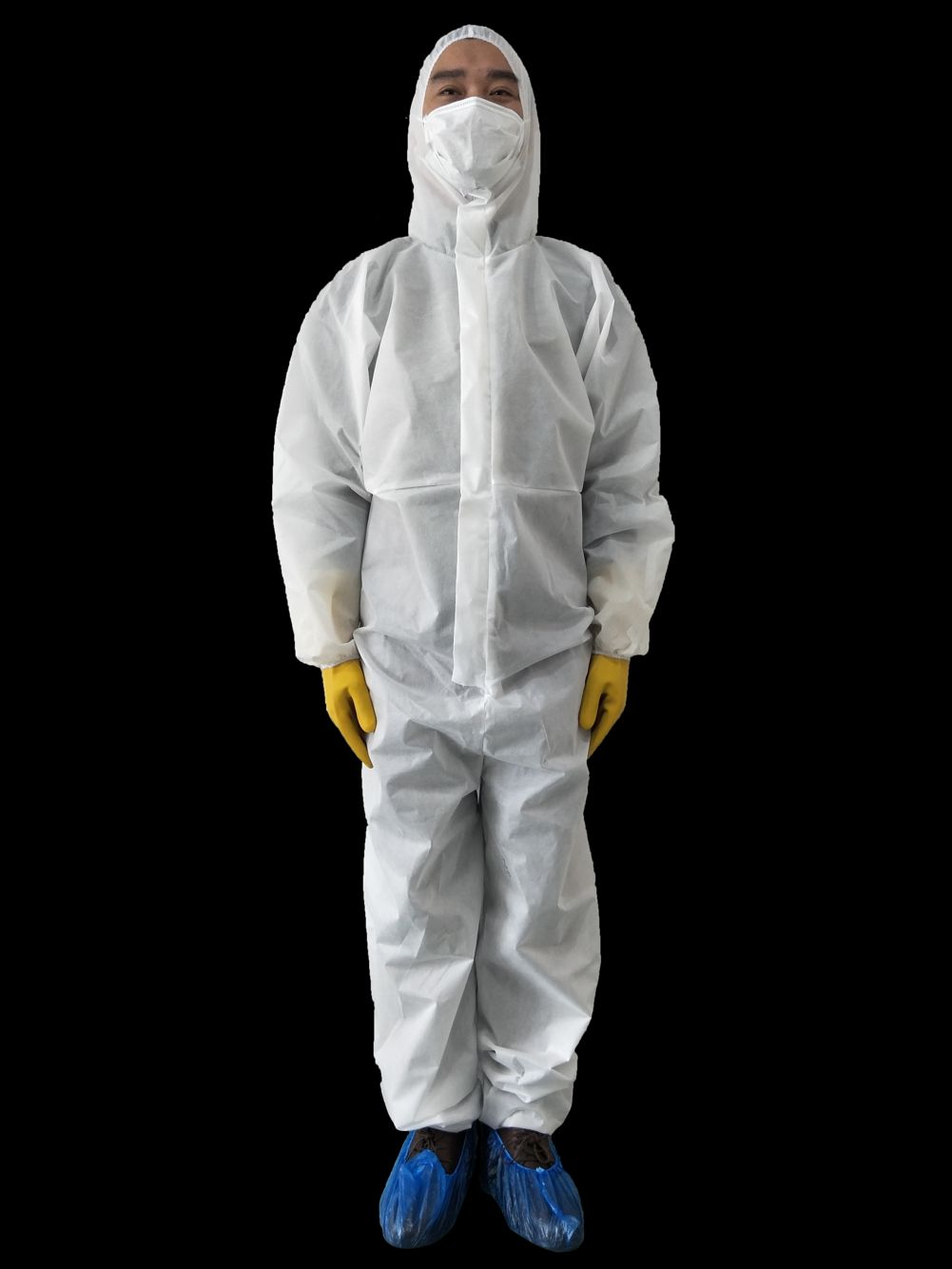 Disposable Isolation Protective Gown